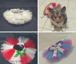 Christmas Sparkle Tutu for Dogs