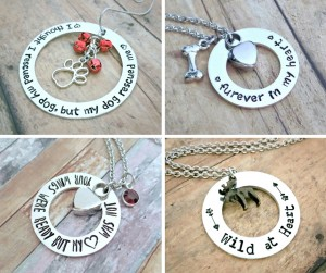 Custom Jewelry from Too Stamping Cute