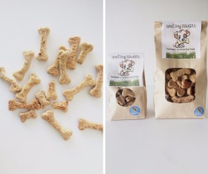 Puppy Treats from the 4RKids Foundation