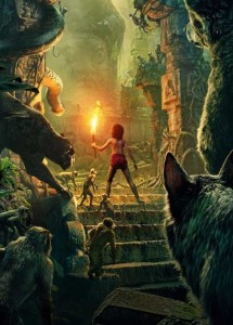 Jungle Book Movie Poster