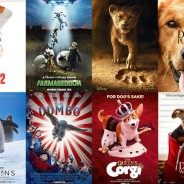 Pet and Animal Movies Coming in 2019