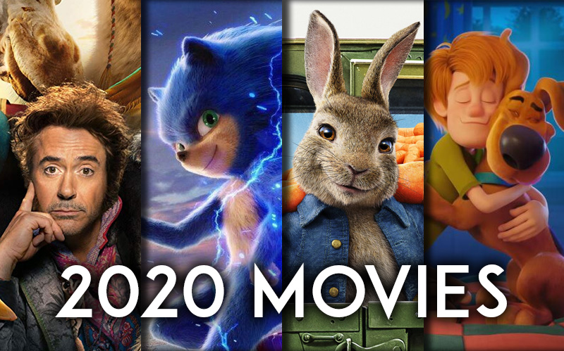 Pet and Animal Movies Coming in 2020